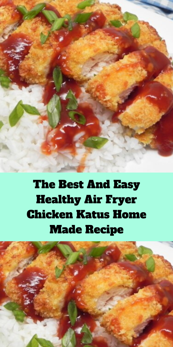 The Best And Easy Healthy Air Fryer Chicken Katus Home Made Recipe