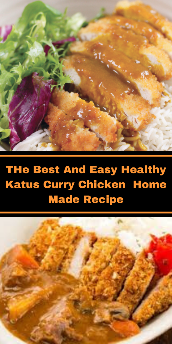 THe Best And Easy Healthy Katus Curry Chicken  Home Made Recipe